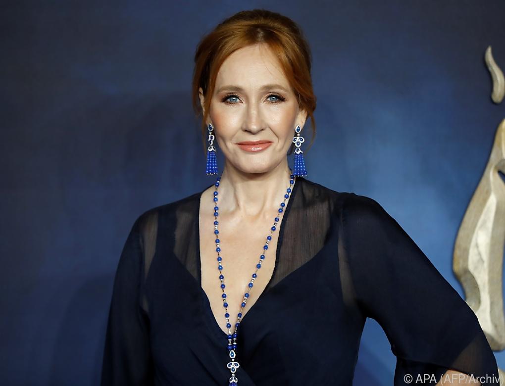 J. K. Rowling aufgeregt vor Harry-Potter-Premiere in Hamburg