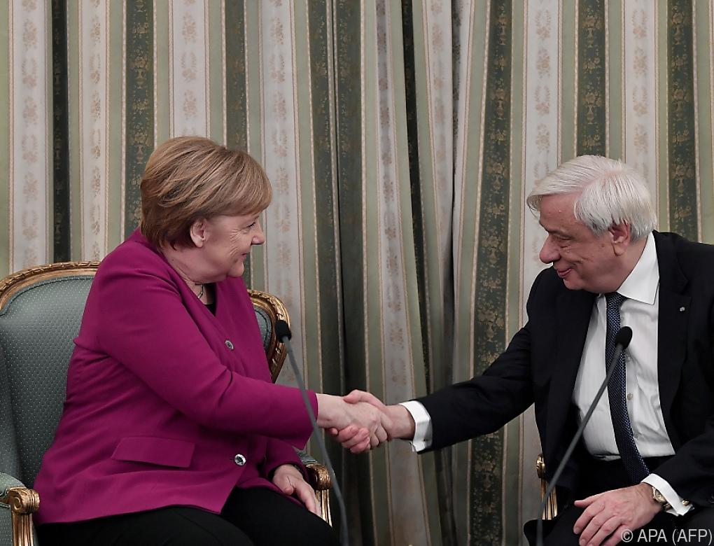 Deutschland übernimmt Verantwortung für Nazi-Verbrechen