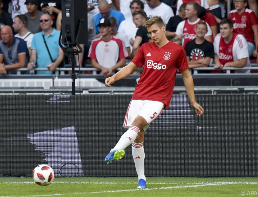 Wöber zunächst leihweise von Ajax Amsterdam zum FC Sevilla