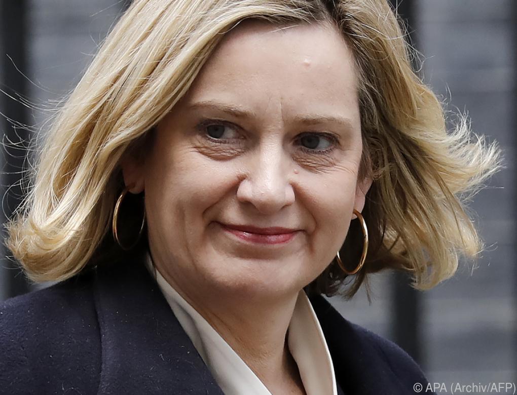 Britisches Minister-Trio auf Konfrontationskurs zu May