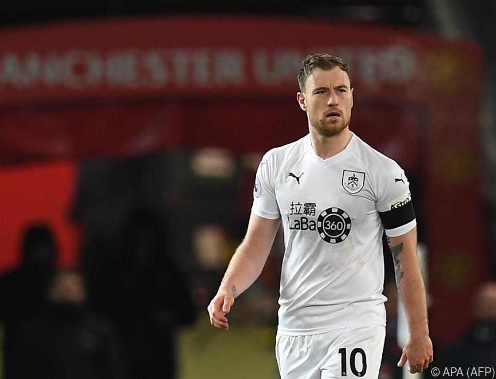 Barnes-Tor bei 2:1-Sieg Burnleys über Tottenham