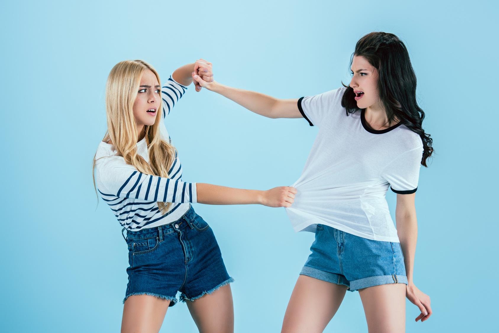 Brutaler Streit zwischen Schülerinnen: Sorge um Augenlicht