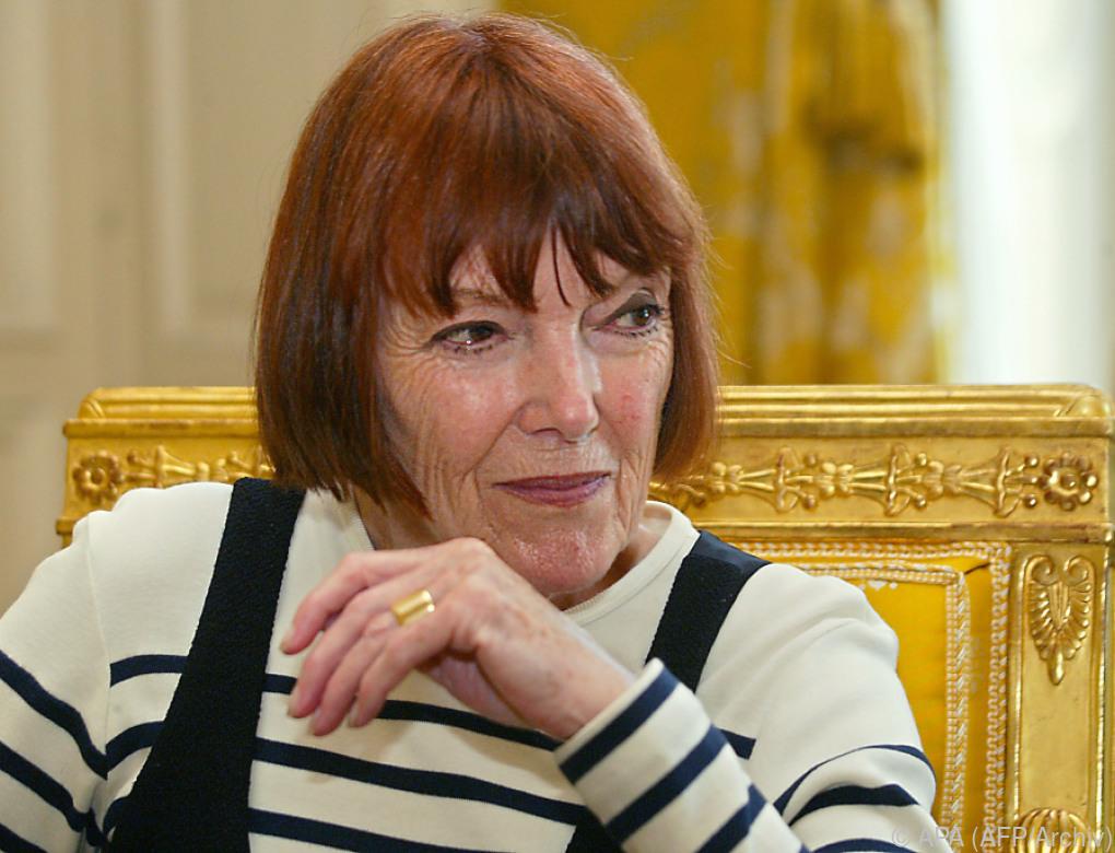 Die Erfinderin des Minirocks, Mary Quant, ist 85