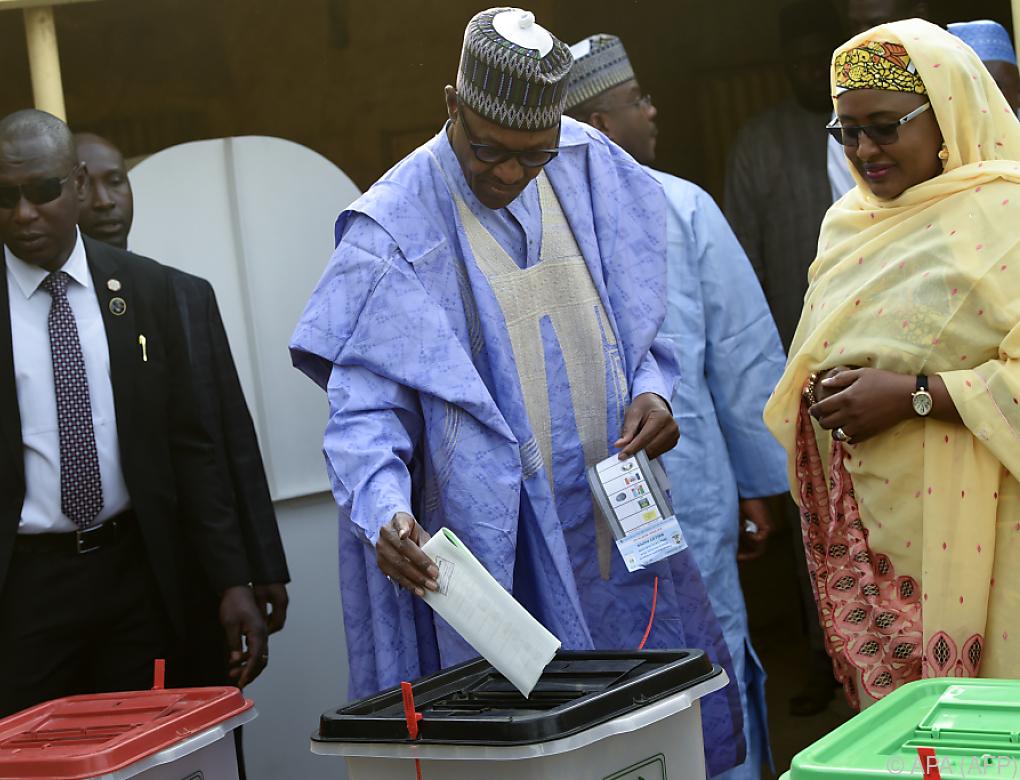 Nigerianer wählen neuen Präsidenten und neues Parlament