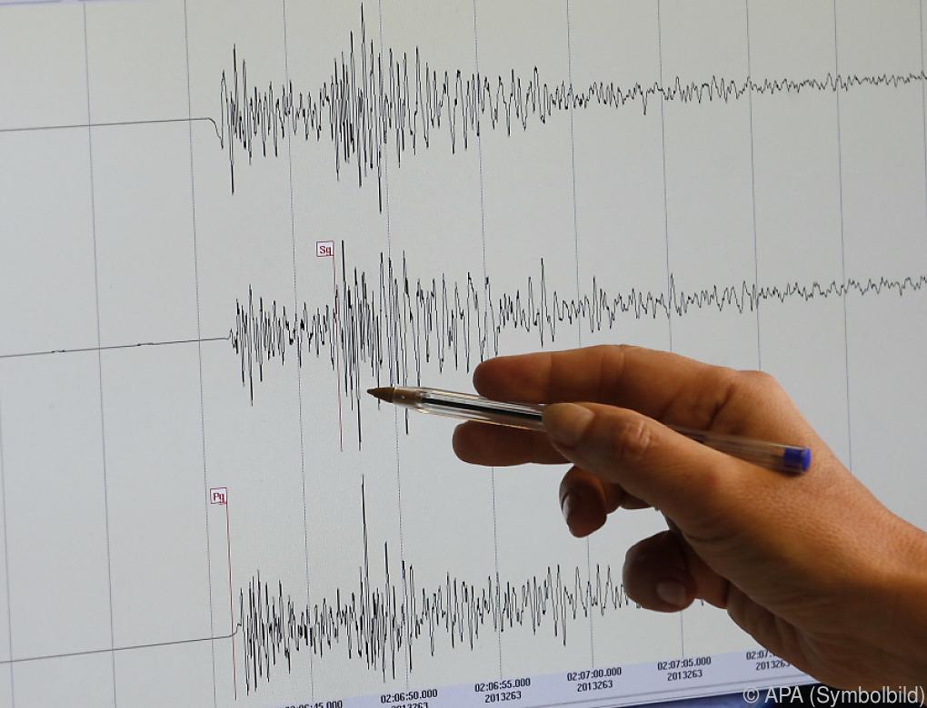 Starkes Erdbeben richtete in Mittelamerika wenig Schaden an