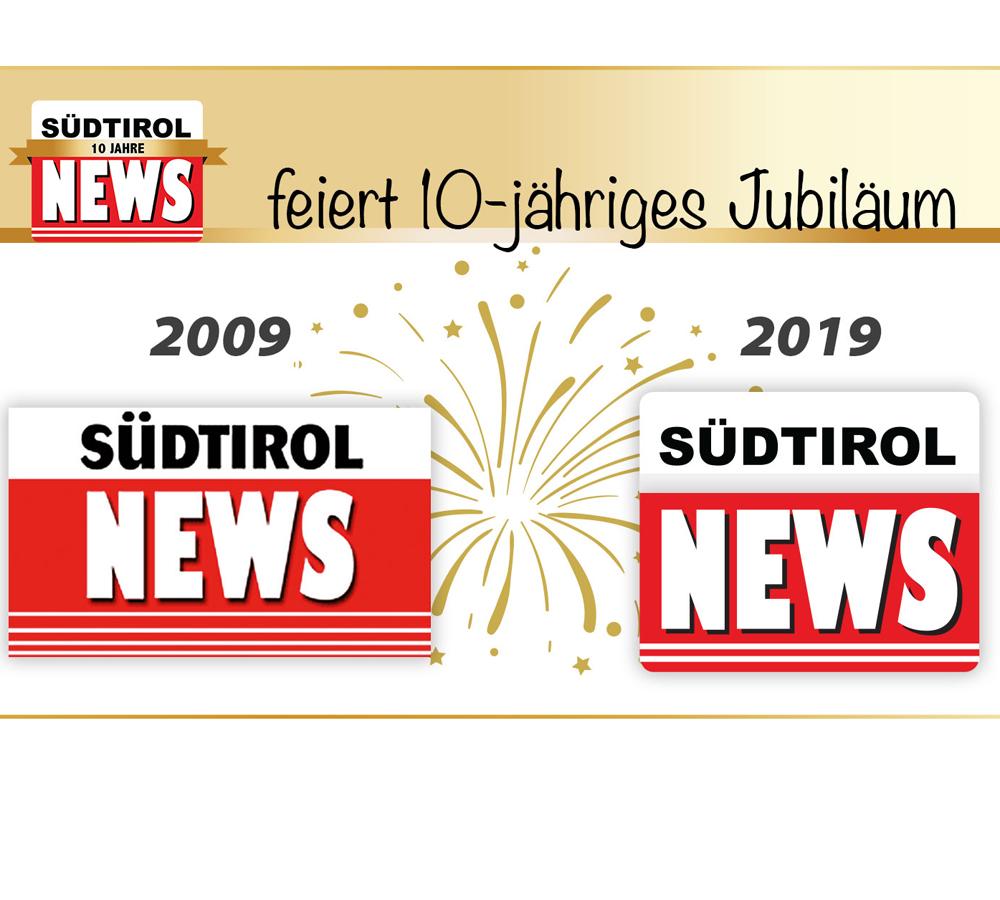 Nach zehn Jahren sagen wir: Danke Südtirol!