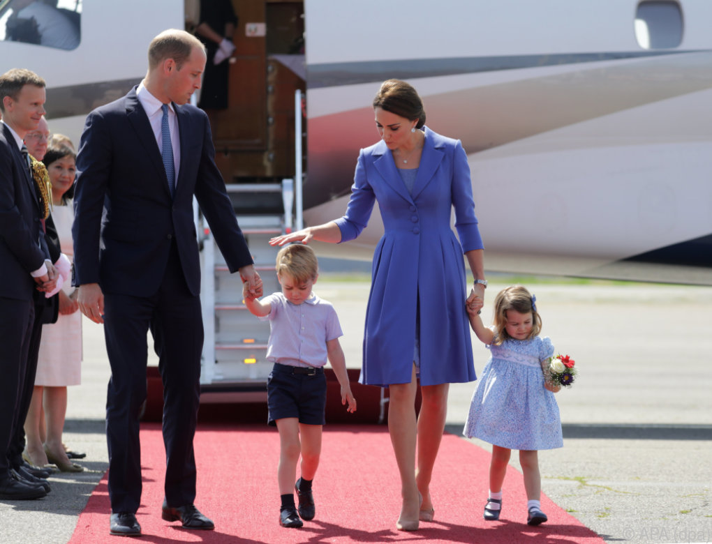 Prinz William würde Homosexualität bei Kindern unterstützen