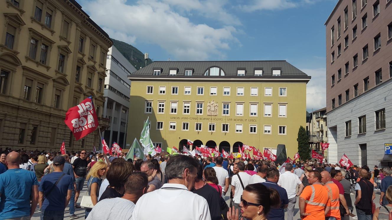 Land und Gewerkschaften: Verhandlungen gehen in die nächste Runde