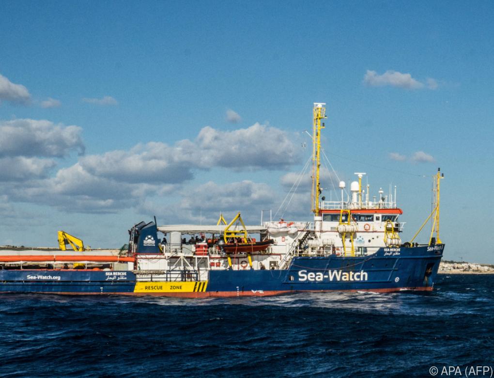 """""""Sea-Watch 3"""" ignoriert Verbot und steuert auf Lampedusa zu"""