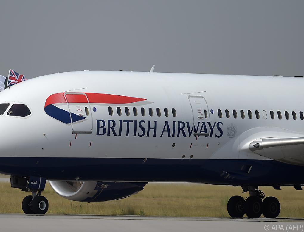 British Airways setzt für eine Woche Flüge nach Ägypten aus
