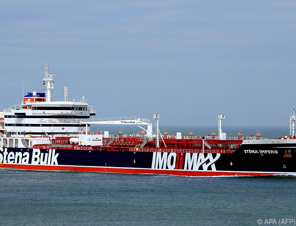 Briten suchen nach Antwort auf Tanker-Vorfall mit