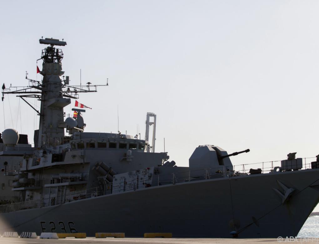 Iran soll Briten-Tanker in Straße von Hormuz bedrängt haben