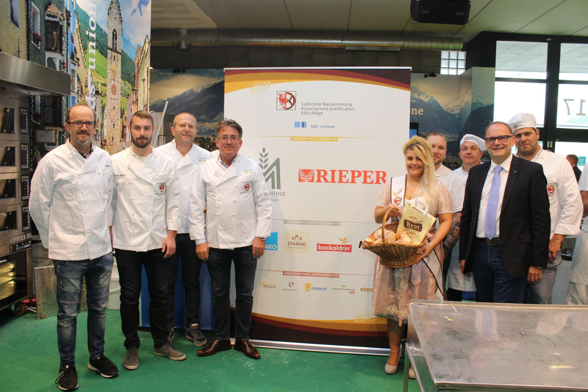 Generalversammlung der Bäckerinnung im hds