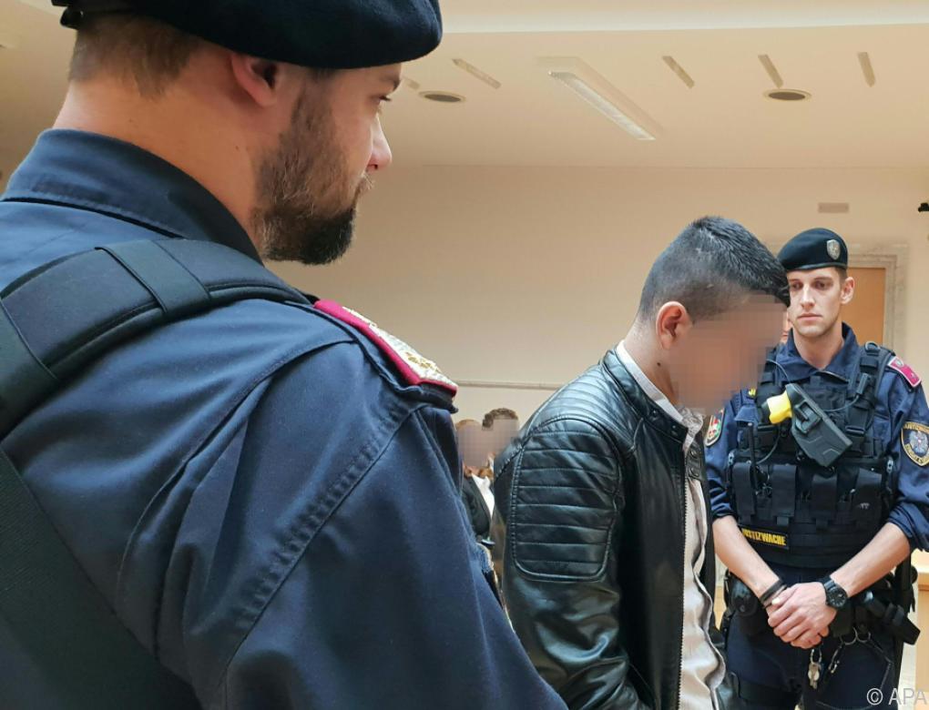 Prozess vor Urteil nach Bluttat in Steyr