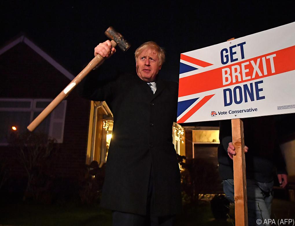 Großbritannien wählt – Mehrheit für Johnson nicht sicher