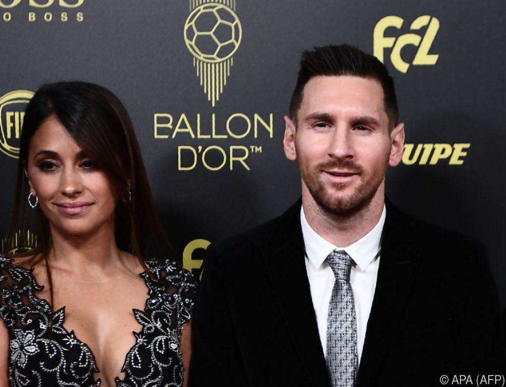 """Messi mit sechstem """"Ballon d'Or"""" nun alleiniger Rekordhalter"""