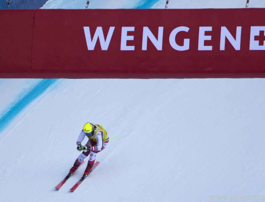 Dritter Wengen-Triumph für Feuz – Mayer Vierter