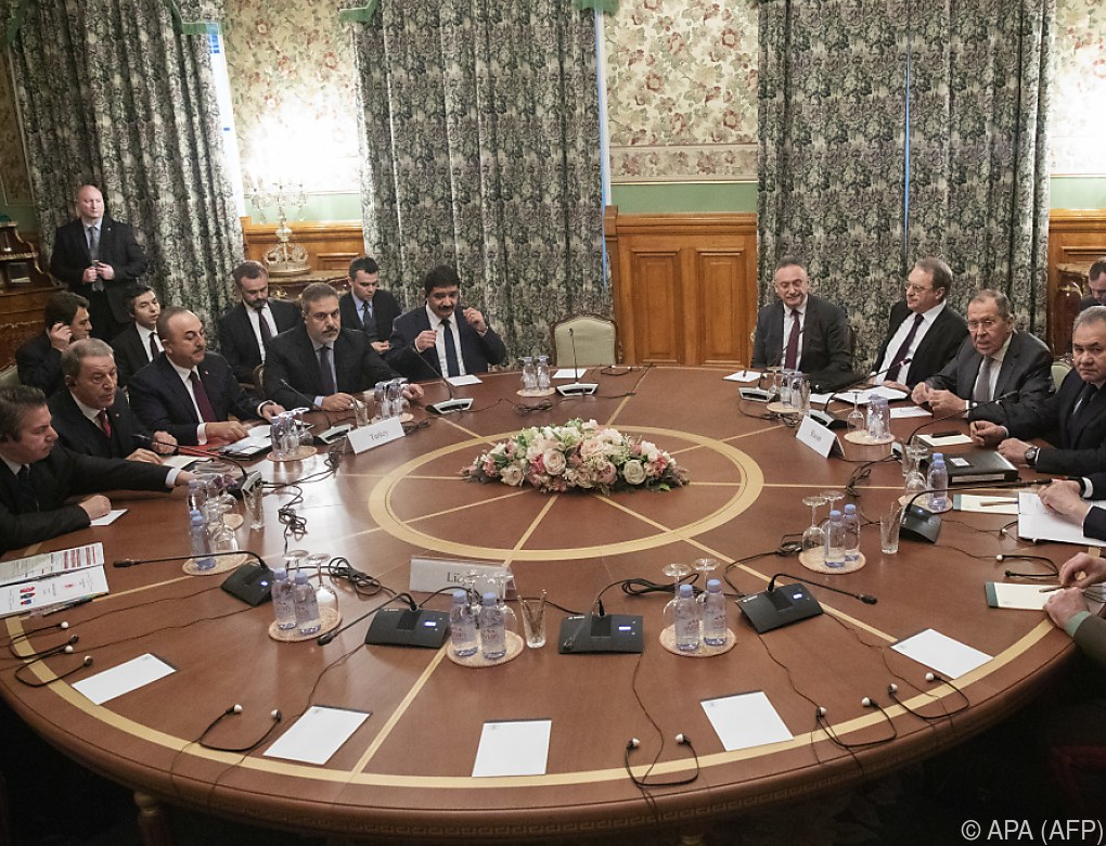 Moskau: Waffenruhe in Libyen bleibt aufrecht