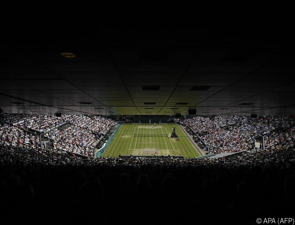 Tennisklassiker in Wimbledon erwägt Absage