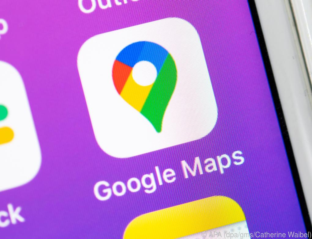 Google Maps bietet mehr als Karten