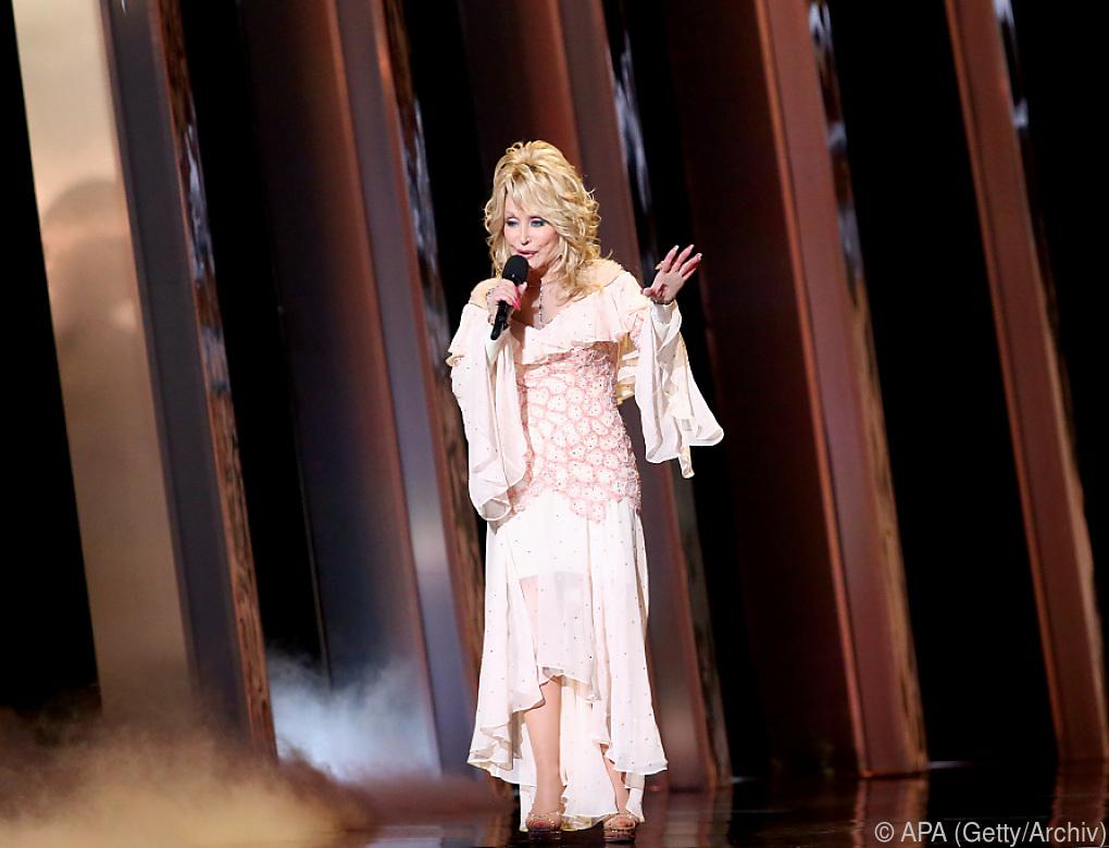 Weihnachtsfilm mit Dolly Parton