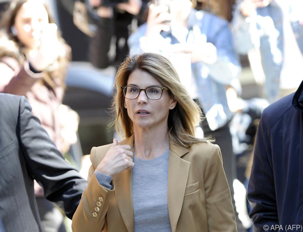Schauspielerin Lori Loughlin tritt Gefängnisstrafe an