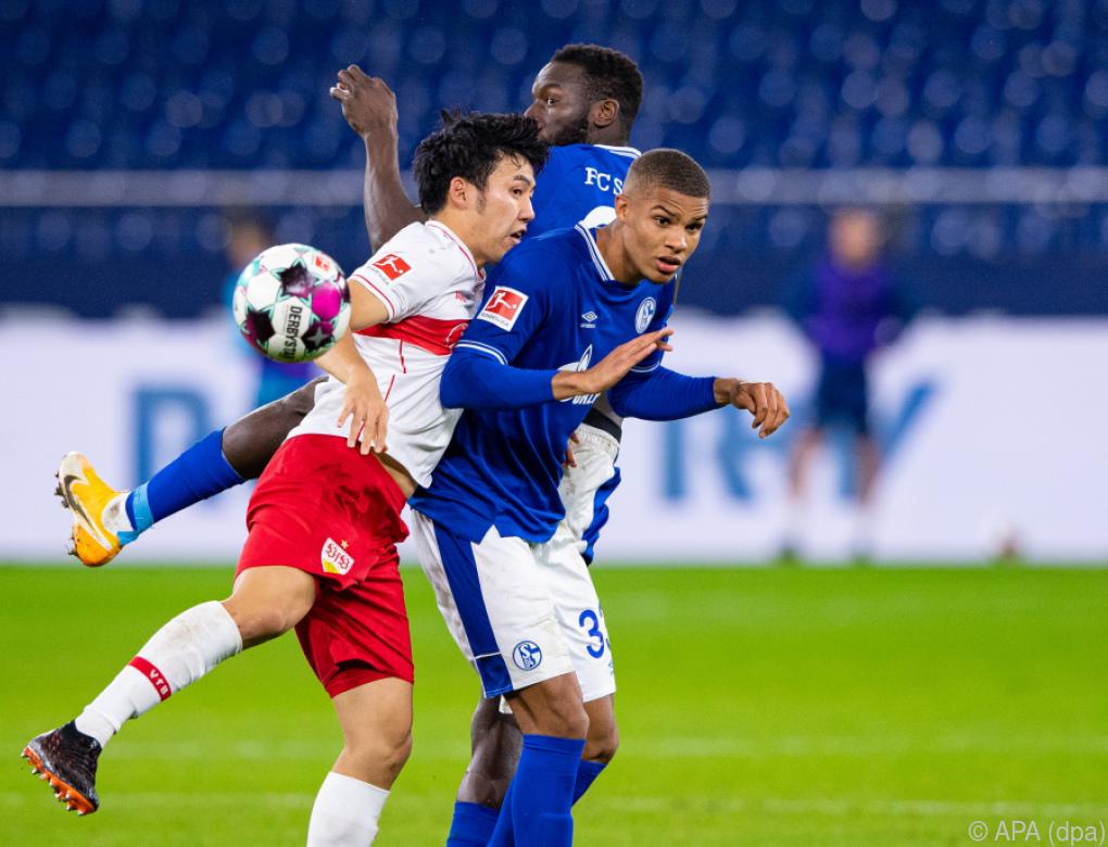 Schalker Negativserie hält an: 1:1 gegen Stuttgart