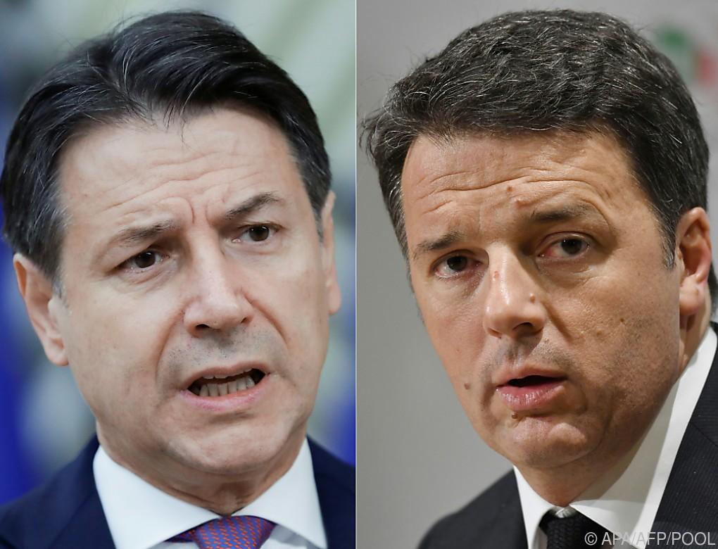 Conte wirbt vor Vertrauensvotum um EU-freundliche Stimmen
