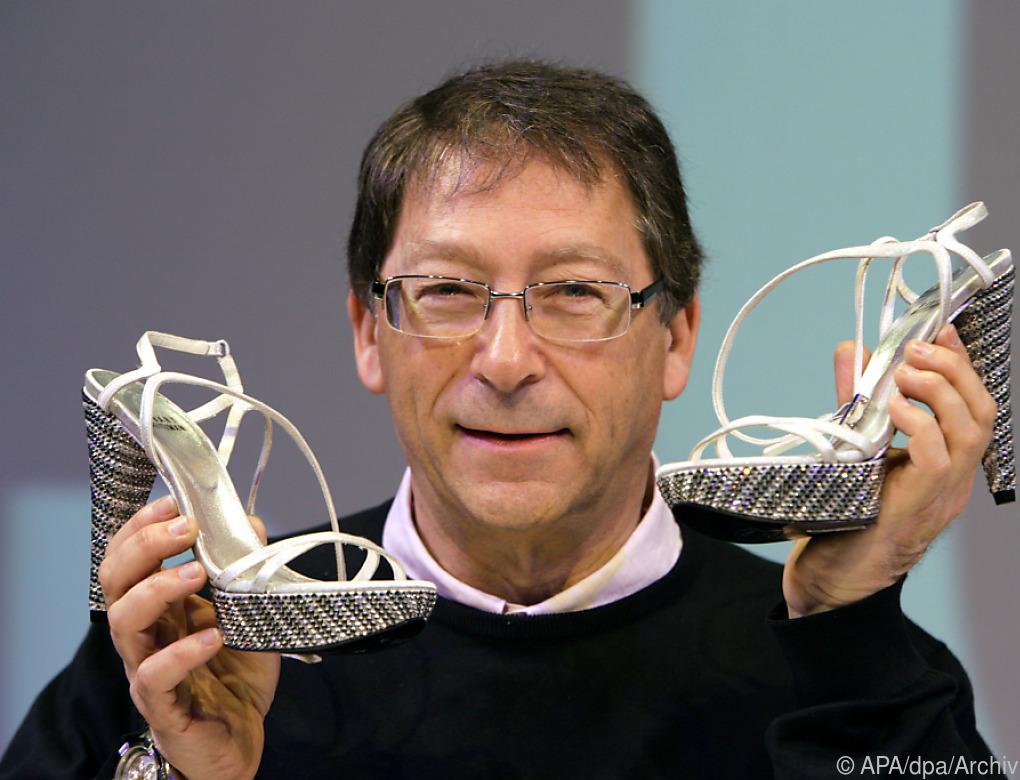 US-Designer Stuart Weitzman wird 80