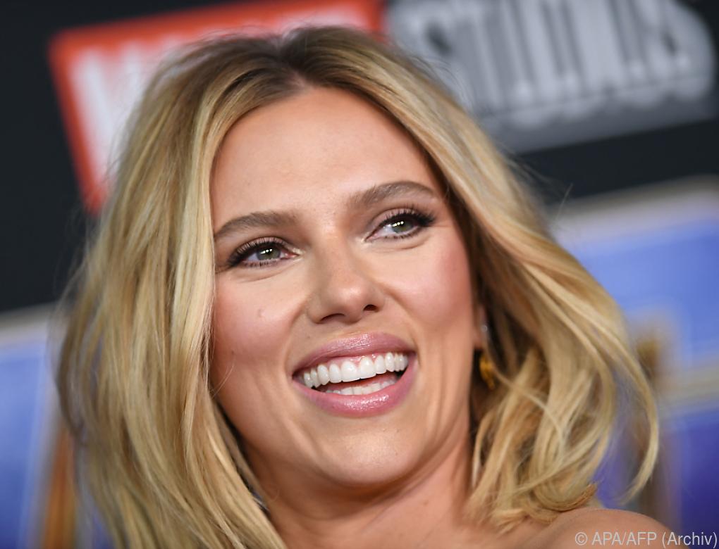 "Medien: ""Black Widow""-Star Johansson verklagt Disney"