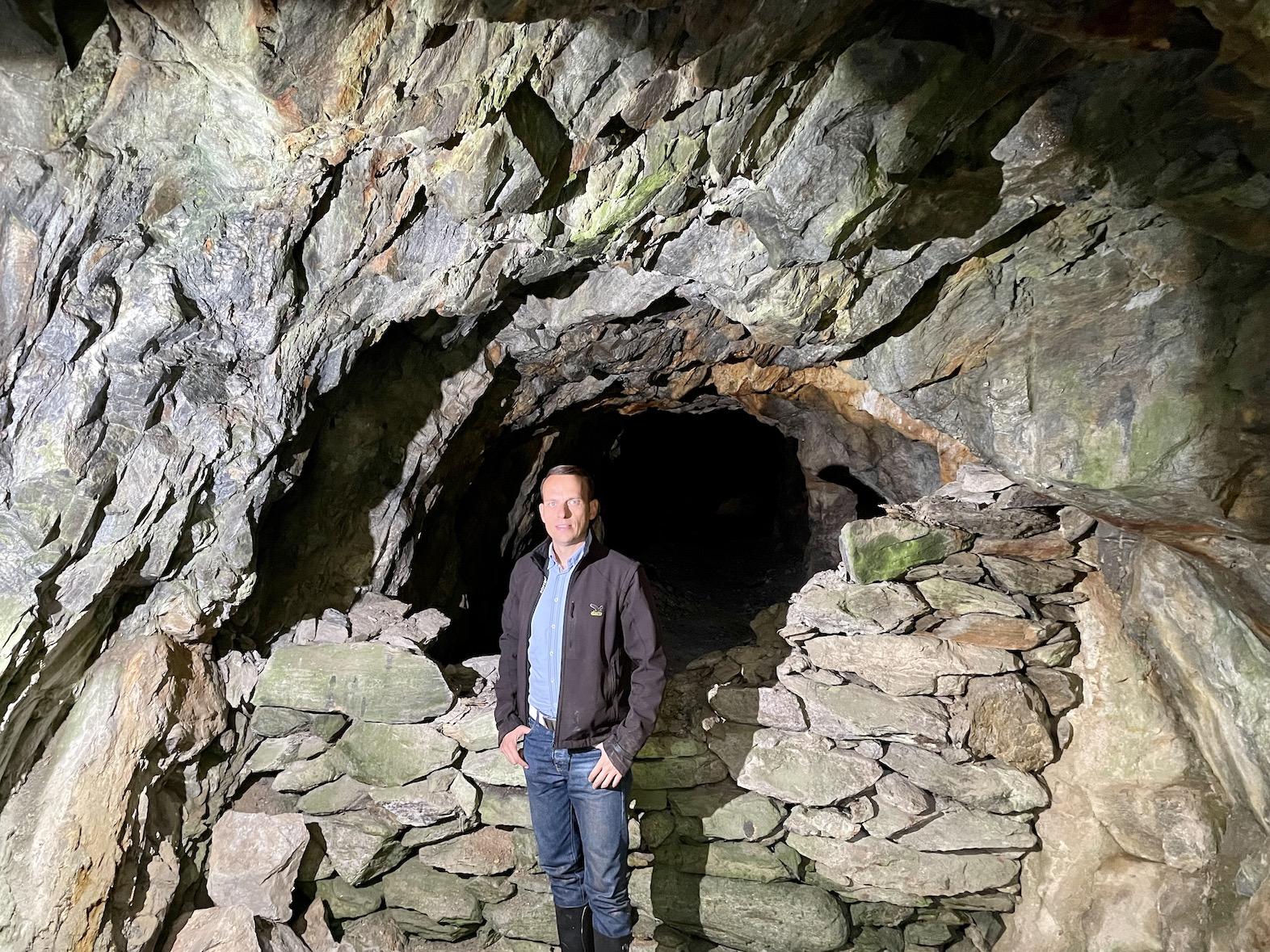Vergessener Tunnel der Reschenbahn wiederentdeckt